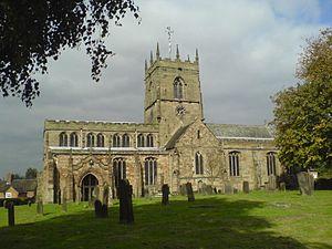 Gnosall - St. Lawrence's Church