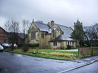 St Augustine's Church, Huncoat - geograph.org.uk - 658676.jpg