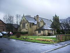 St Augustine's Church, Huncoat - geograph.org.uk - 658676.jpg