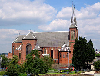 Augustus Pugin - Roman Catholic Cathedral Basilica of St. Chad in Birmingham, England