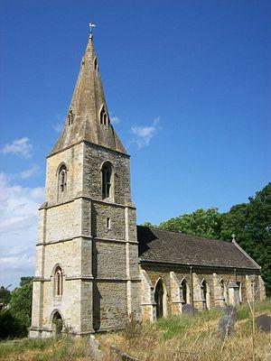 Kelmarsh - Image: St Denys, Kelmarsh