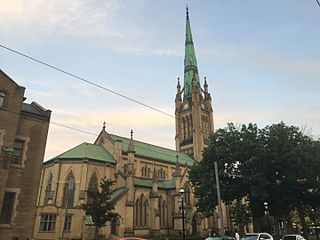 Cathedral Church of St. James (Toronto) Church in Toronto, Ontario