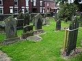 St James Roman Catholic Church, Orrell, Graveyard - geograph.org.uk - 574406.jpg