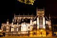 St Mary's Church in Redcliffe, Bristol, at night.jpg