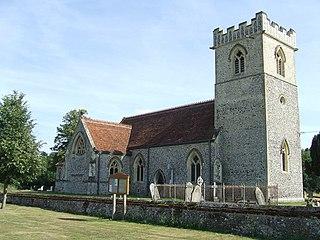 Brettenham, Norfolk village and civil parish in Norfolk, UK
