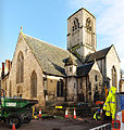 St Mary de Crypt Church, Gloucester.jpg