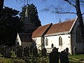 St Nicholas Church, Brockenhurst - geograph.org.uk - 684076.jpg