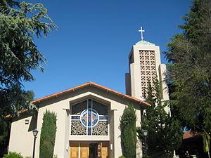 Saint Joseph of Cupertino Parish - Image: St joseph of cupertino parish front