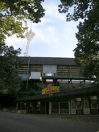 Athletics at the Friendship Games - Host stadium of women's events (shown in 2007)