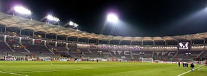 Stadium Municipal - Image: Stadium Toulouse 3