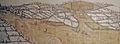 Stadtmuseum Rapperswil - Rebberg am Hummelrain auf der ältesten Karte von Jona 1649-50, kolorierte Zeichnung, Stiftsarchiv St. Gallen 2013-02-02 16-39-56 (P7700).JPG