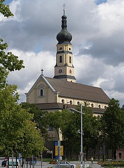 Parish church