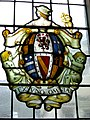 Stained glass - Elias Ashmole coat of arms.jpg