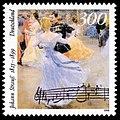 Stamp Germany 1999 MiNr2061 Johann Strauß.jpg