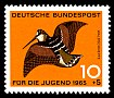 Stamps of Germany (BRD) Jugendmarke 1965 10 Pf.jpg