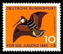 Briefmarken Jahrgang 1965 Der Deutschen Bundespost Wikiwand