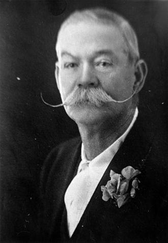 Edward Land - Edward Martin Land. ca. 1910