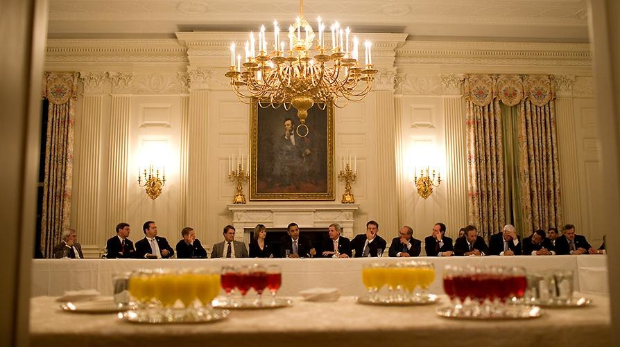State Dining Room 2009