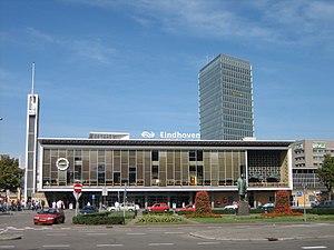 Eindhoven railway station - Image: Station Eindhoven