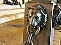 Statua di Garibaldi particolare della catena foto 2.jpg