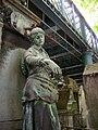 Statue Monmatre Cemetery, Paris France - panoramio.jpg