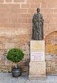Statue bishop Diego Ventaja Milan, Almeria, Spain.jpg