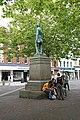 Statue of Henry Fawcett, Market Place, Salisbury - geograph.org.uk - 185488.jpg