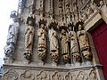 Statues of Amiens Cathedral, pic6.JPG