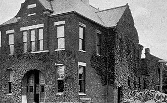Pine Hills, Albany, New York - Image: Steamer 10Albany 1891