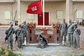 Steel Spike Soldiers use engineer skills to create 'Engineer Castle' DVIDS114318.jpg