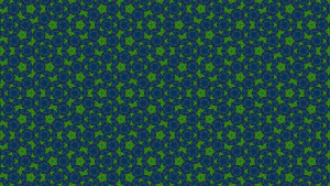 Penrose tiling - Wallpaper created by applying several deflations to a Penrose tiling of type P2 (kite and dart).