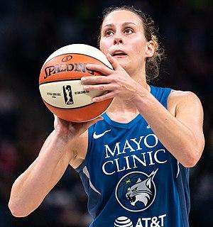 Stephanie Talbot Australian basketball player