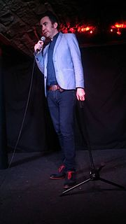 Stephen Carlin British stand-up comedian and writer