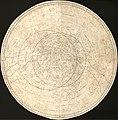 Stereographischer Entwurf des Gestirnten Himmels vom Nordpol bis zum 38sten Grad Südlicher Abweichung von J.E. Bode.jpg