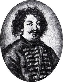 Cossack leader