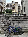 Still Life with Bicycle and Buildings - Shkodra - Albania (42587905381).jpg