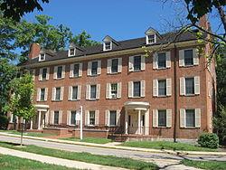 Elliott and Stoddard Halls - Wikipedia