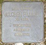 Stolperstein Offenburg Julchen Hammel.jpg