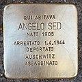 Stolperstein für Angelo Sed (Rom).jpg