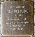 Stumbling block for Lina Kuliasko (Great Greek Market 126)