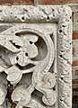 Stone in the courtyard of the Antim Monastery 19 - detail.jpg