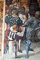 Storie di s. benedetto, 30 sodoma - Come Benedetto predice la distruzione di Montecassino 03.JPG