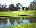 Stowe Landscape Gardens, Temple of Virtue across R. Styx - geograph.org.uk - 19822.jpg