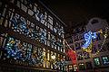 Strasbourg illuminations de Noël rue Mercière 5 décembre 2014 01.jpg