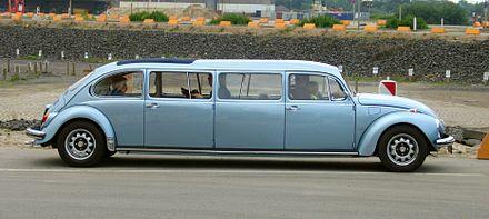 Limousine mit hubschrauberlandeplatz  Stretch-Limousine - Wikiwand