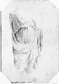 Study of Drapery (Probably After the Antique ) MET 271673.jpg