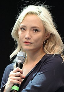 Pom Klementieff French actress