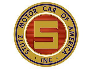 Stutz Motor Company - Image: Stutz Logo