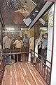 Subhabrata Chaudhuri Explains Exhibit to Anil Vij - CRTL Workshop - NCSM - Kolkata 2016-10-07 8181.JPG