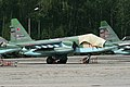 Sukhoi Su-25SM Frogfoot RF-91974 10 red (8505405304).jpg